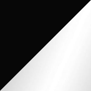 Black Gloss & Glossy Aluminum